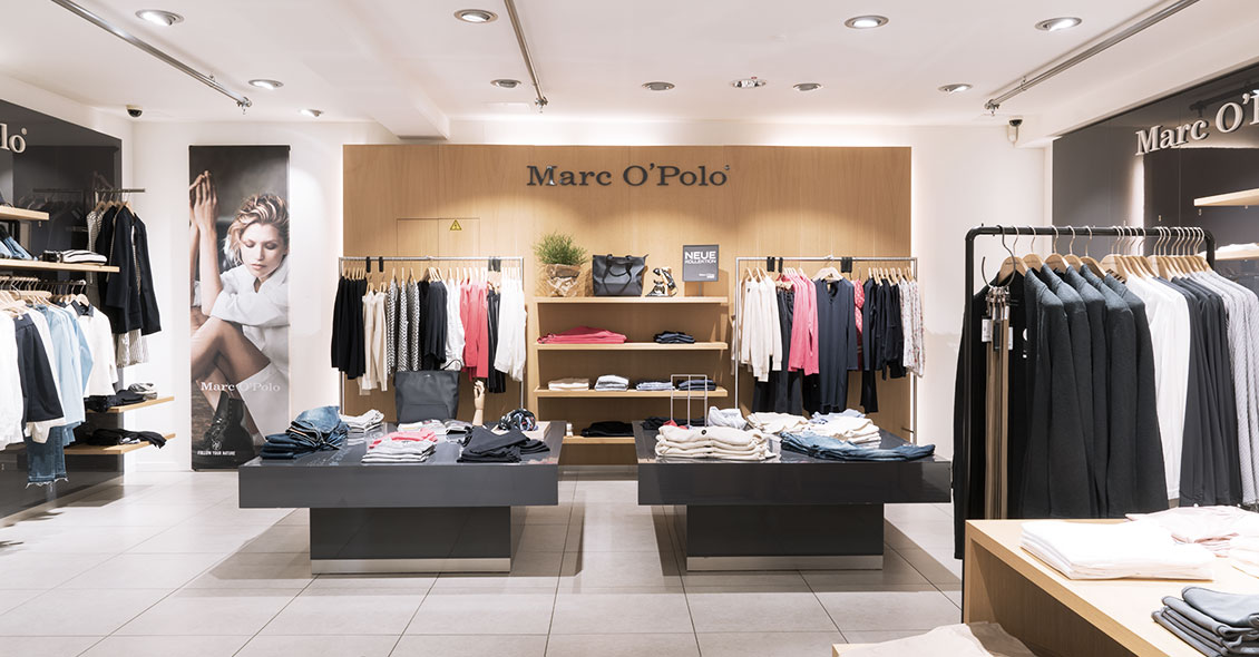 marc o polo fashionstore im elsbach haus herford. Black Bedroom Furniture Sets. Home Design Ideas